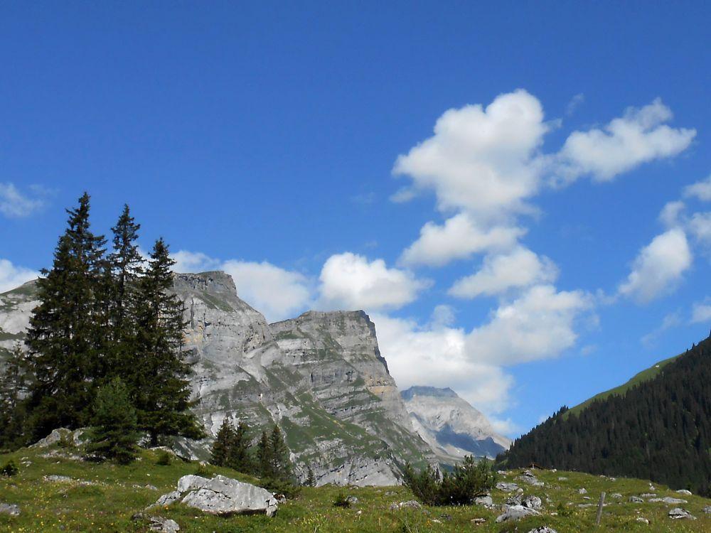 Klettersteig Flimserstein : Pinut am ältesten klettersteig der schweiz escape town