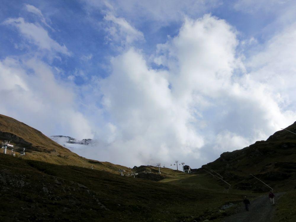 Klettersteig Jochpass : Jochpass engstlenalp mittwoch