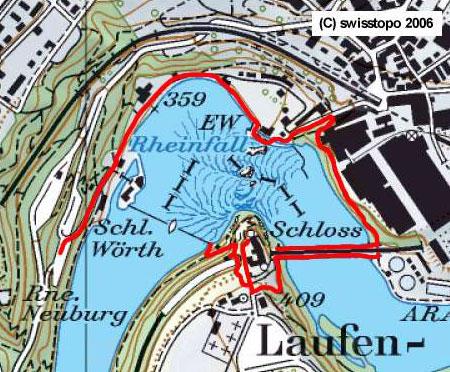 parken schaffhausen