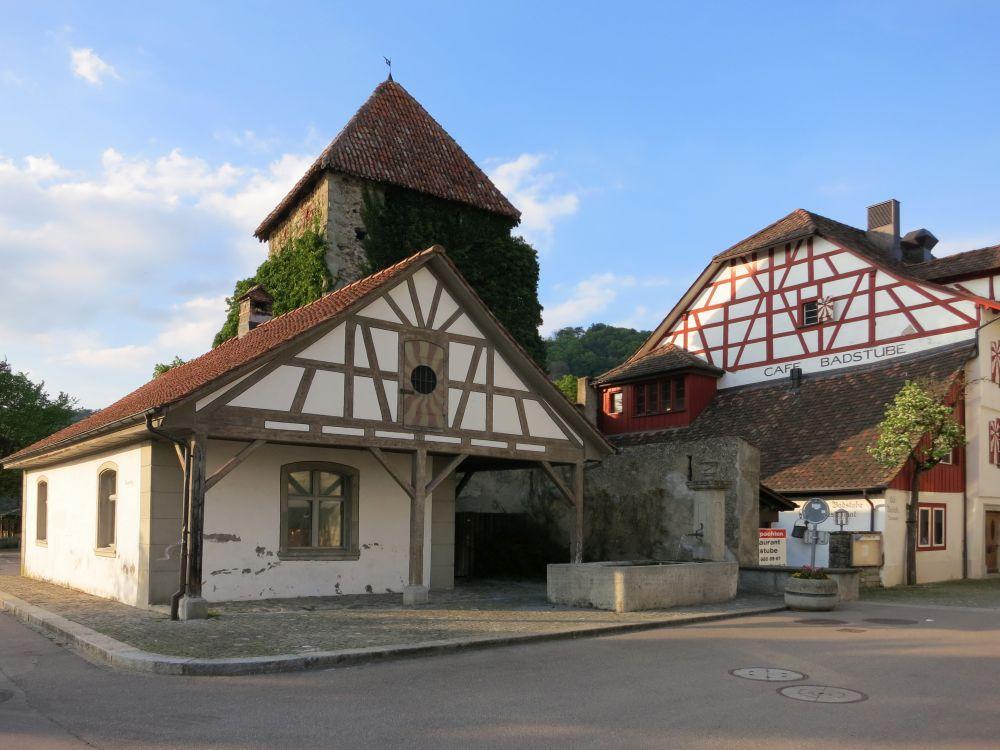 Wolkensteinerberg Klingenbachschlucht